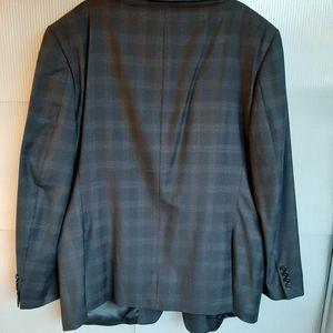 Calvin Klein Suits & Blazers - CALVIN KLEIN SPORT COAT SIZE 48R  PLAID